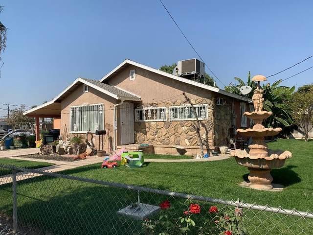 1558 4Th Street, Mendota, CA 93640 (#549009) :: Dehlan Group