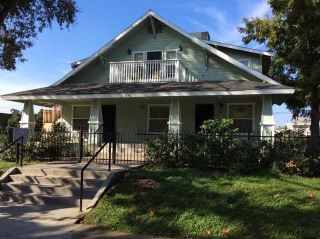835 N Echo Avenue, Fresno, CA 93728 (#549320) :: Dehlan Group