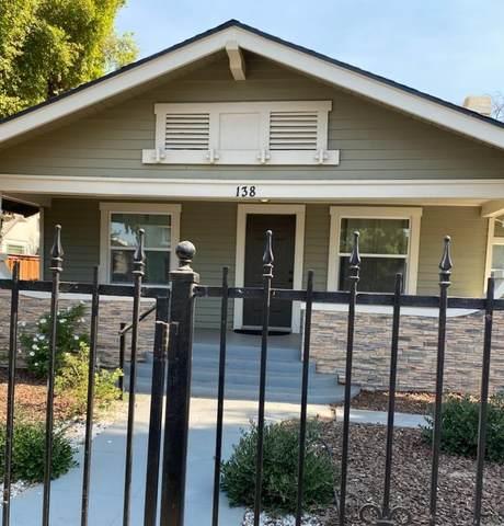 138 N Glenn Avenue, Fresno, CA 93701 (#549599) :: Dehlan Group
