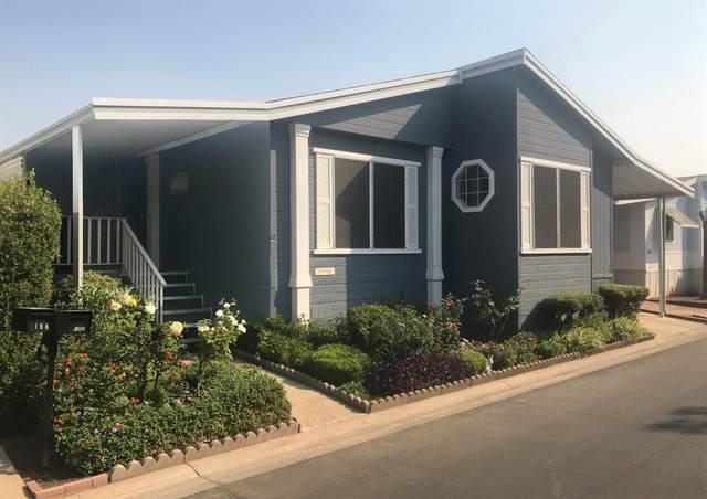 581 N Crawford #155, Dinuba, CA 93618 (#549685) :: FresYes Realty