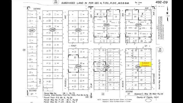 124 Sunnyside Avenue, Clovis, CA 93611 (#549969) :: eXp Realty
