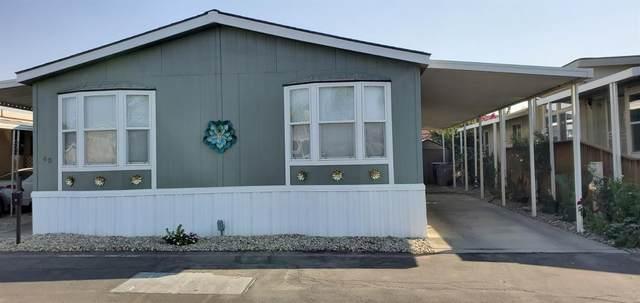 105 W Herndon Avenue #43, Pinedale, CA 93650 (#549990) :: Dehlan Group