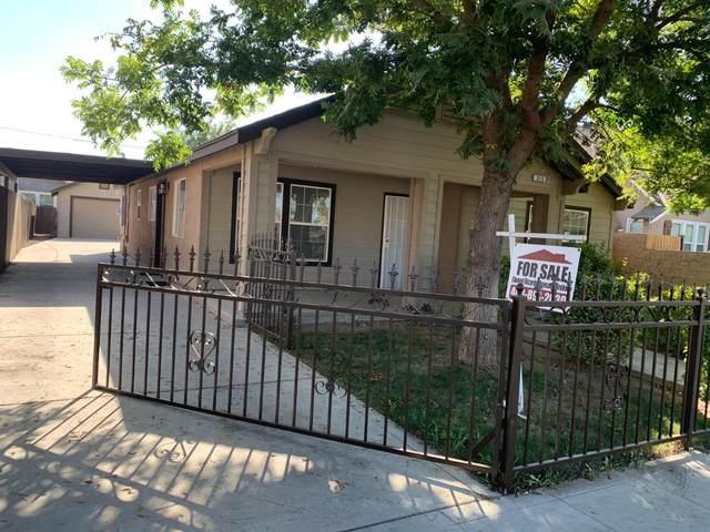 213 W Olive Avenue, Fresno, CA 93728 (#550083) :: Dehlan Group