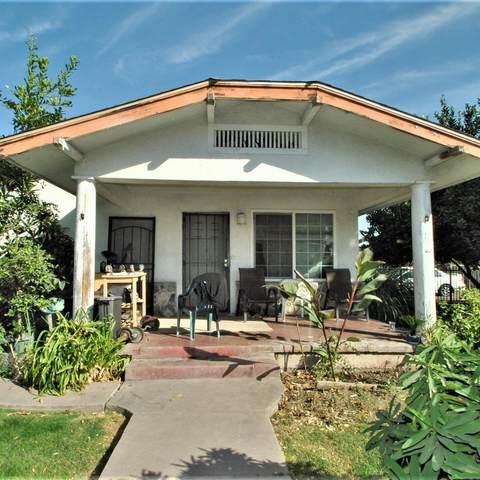 1112 N 8Th Street, Fresno, CA 93702 (#550152) :: Dehlan Group