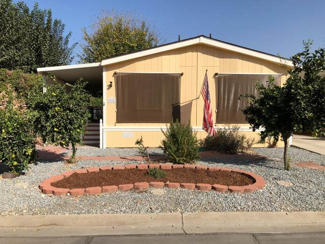5505 W Tulare Avenue #376, Visalia, CA 93277 (#550205) :: Raymer Realty Group