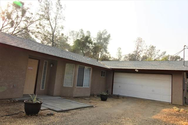41376 Long Hollow Drive, Coarsegold, CA 93614 (#550222) :: FresYes Realty