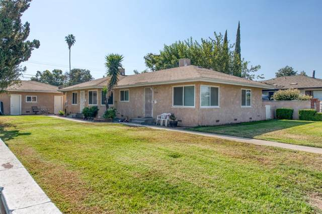 3314 E Terrace Avenue, Fresno, CA 93703 (#550228) :: Your Fresno Realty   RE/MAX Gold