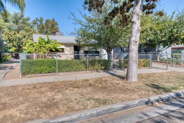 4581 E Illinois Avenue, Fresno, CA 93702 (#550233) :: Raymer Realty Group