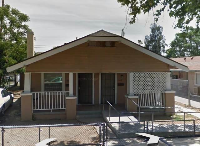 366 N Glenn Avenue, Fresno, CA 93701 (#550285) :: Dehlan Group