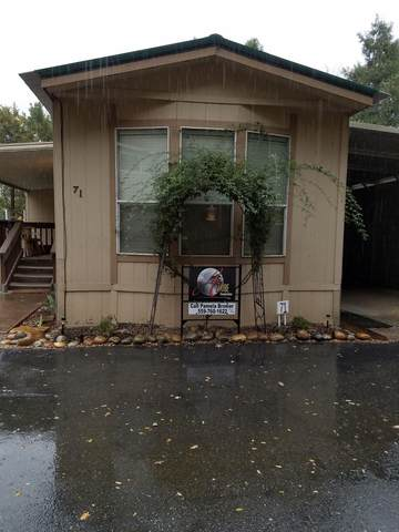 40389 Highway 41 Space #71, Oakhurst, CA 93644 (#550788) :: FresYes Realty