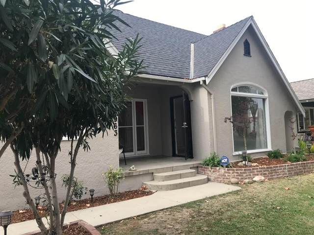 963 N Vagedes Avenue, Fresno, CA 93728 (#551403) :: FresYes Realty