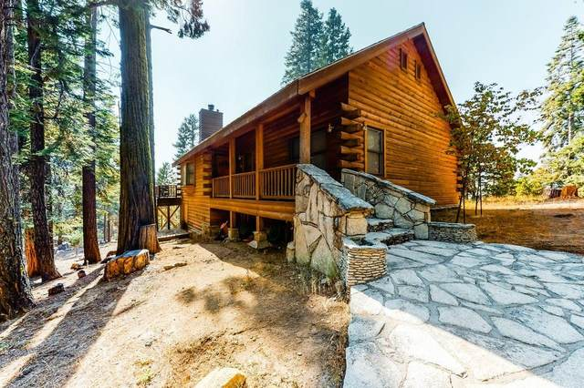 39138 Milkhouse Lane, Shaver Lake, CA 93664 (#551538) :: FresYes Realty