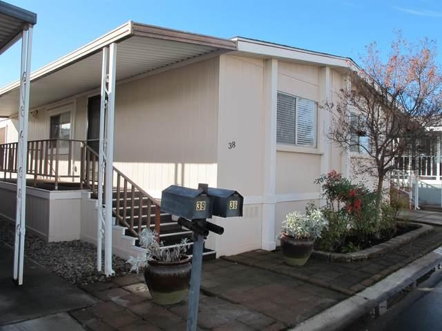 1001 Sylmar Avenue Sp#38, Clovis, CA 93612 (#552307) :: eXp Realty