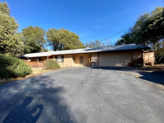 50135 Spook Lane, Oakhurst, CA 93644 (#553205) :: Raymer Realty Group