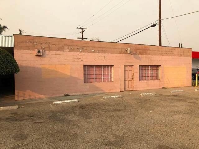 854 E Visalia Road, Farmersville, CA 93223 (#553289) :: Your Fresno Realty | RE/MAX Gold
