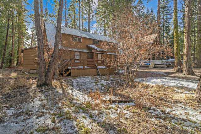 41729 Sparrow Road, Shaver Lake, CA 93664 (#553337) :: Raymer Realty Group
