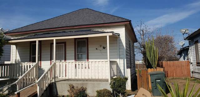 126 E 4Th Street, Hanford, CA 93230 (#553352) :: Your Fresno Realty   RE/MAX Gold