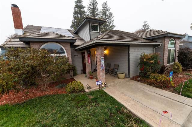 210 Hampton Court, Exeter, CA 93221 (#553404) :: Your Fresno Realty   RE/MAX Gold