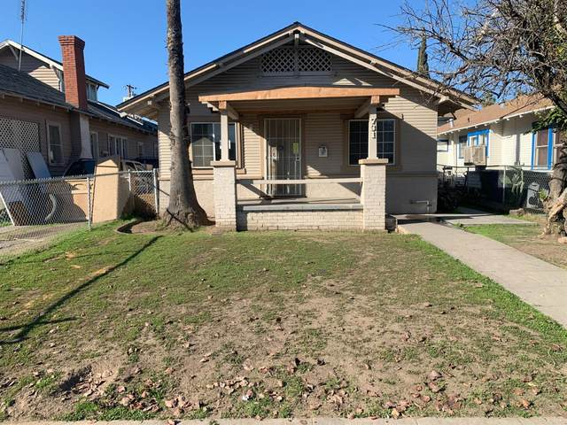731 N Roosevelt Avenue, Fresno, CA 93728 (#553446) :: Your Fresno Realty | RE/MAX Gold
