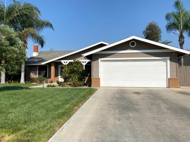 1268 N Michelle Dr, Dinuba, CA 93618 (#553468) :: Raymer Realty Group