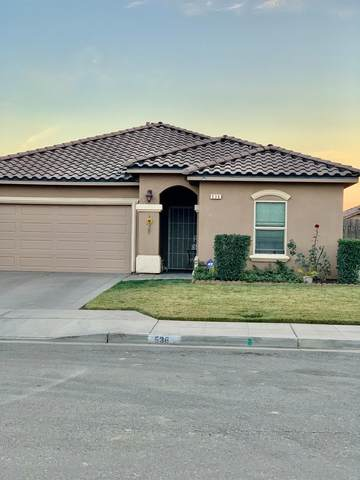 536 St Julien Drive, Madera, CA 93637 (#553650) :: Raymer Realty Group