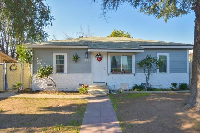 405 Morton Avenue, Sanger, CA 93657 (#554347) :: FresYes Realty