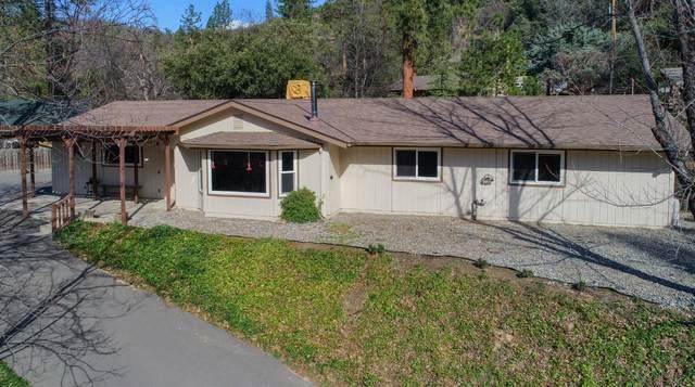 43165 W Sugar Pine Drive, Oakhurst, CA 93644 (#554976) :: FresYes Realty