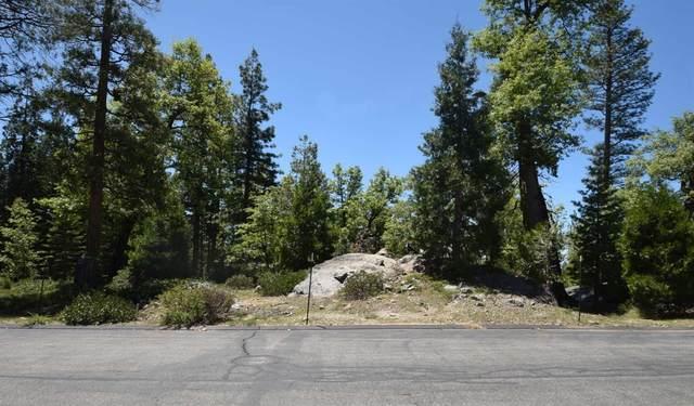 42884 Garnet Lane Lot37, Shaver Lake, CA 93664 (#555650) :: eXp Realty