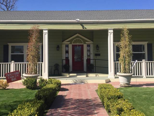 2485 Spruce Street, Bakersfield, CA 93301 (#555988) :: Raymer Realty Group