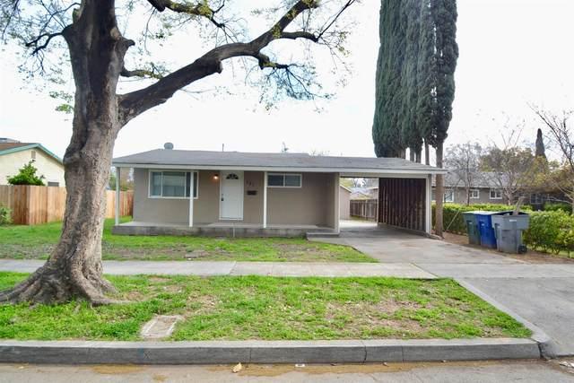 131 W Vassar Avenue, Fresno, CA 93705 (#556593) :: Raymer Realty Group