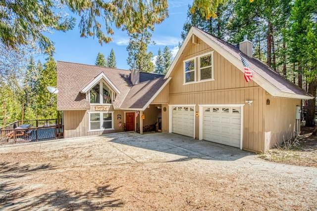 41092 Woodridge Lane, Shaver Lake, CA 93664 (#557425) :: Raymer Realty Group