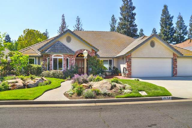 1077 E Newhall Drive, Fresno, CA 93720 (#557534) :: Raymer Realty Group