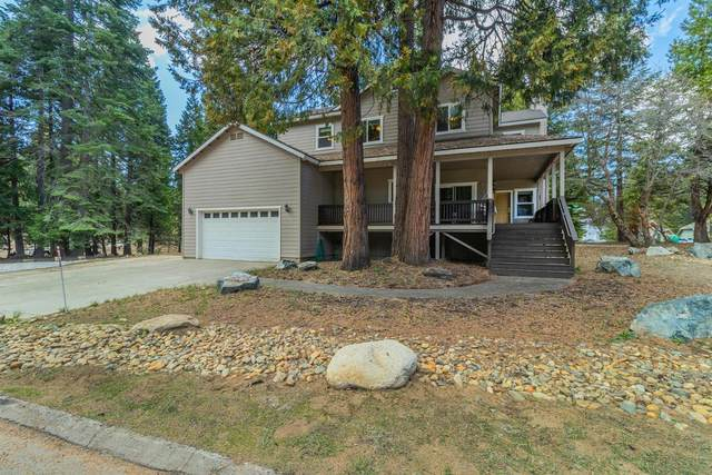 41208 Silver Pine Lane, Shaver Lake, CA 93664 (#557802) :: Your Fresno Realty | RE/MAX Gold