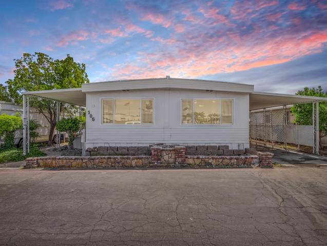 105 W Herndon Avenue #105, Fresno, CA 93650 (#558380) :: Raymer Realty Group