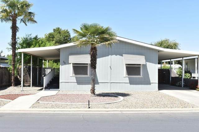 100 S Westwood #59, Porterville, CA 93257 (#558960) :: Raymer Realty Group