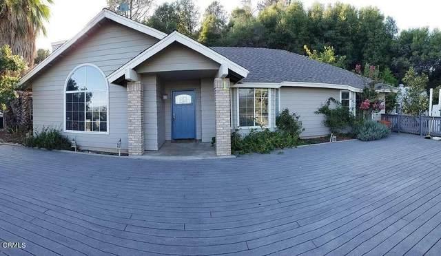 54326 Wildwood Springs, North Fork, CA 93643 (#560868) :: Twiss Realty