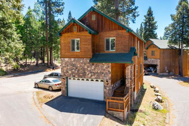 40870 Village Pass Lane, Shaver Lake, CA 93664 (#560932) :: Raymer Realty Group
