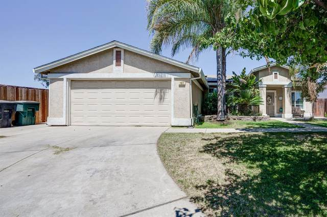 701 Palmer Place, Atwater, CA 95301 (#561093) :: Twiss Realty