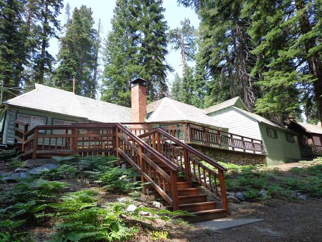 58380 Huntington Lake Road, Lakeshore, CA 93634 (#561118) :: Raymer Realty Group
