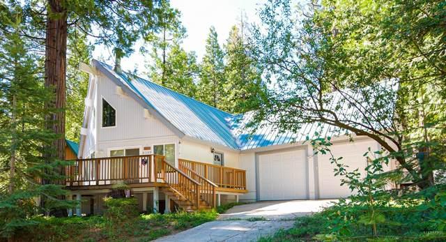 41145 Woodridge Lane, Shaver Lake, CA 93664 (#561127) :: Raymer Realty Group