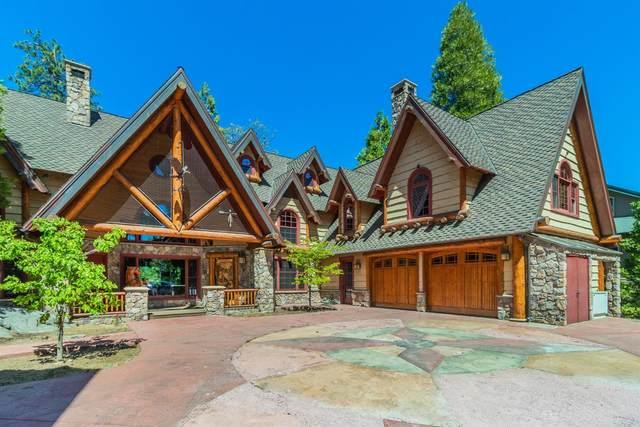 42453 Pinnacle Lane, Shaver Lake, CA 93664 (#561194) :: Raymer Realty Group