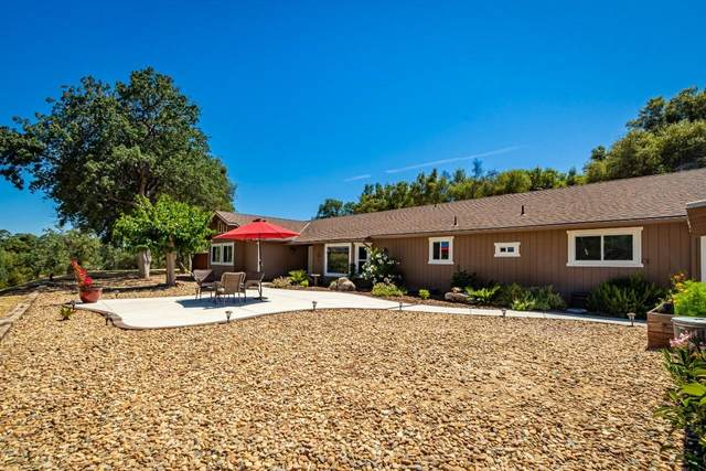 44585 Spring Hill Road, Coarsegold, CA 93614 (#561240) :: Raymer Realty Group