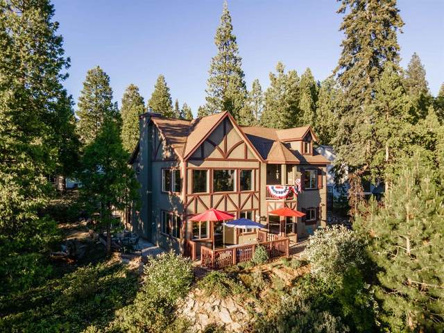 39662 Crest Point Lane Lane, Shaver Lake, CA 93664 (#561354) :: Raymer Realty Group