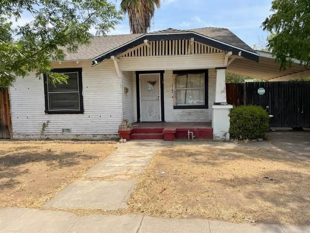 714 N Harrison Avenue, Fresno, CA 93728 (#561484) :: Raymer Realty Group