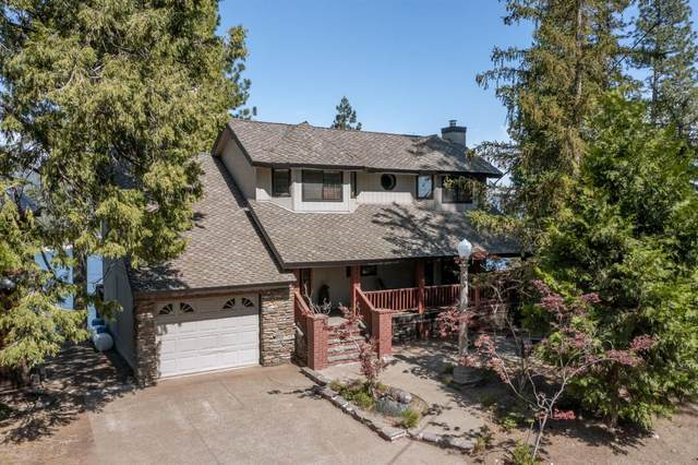 44455 Hillcrest Avenue, Shaver Lake, CA 93664 (#561576) :: Raymer Realty Group