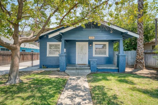 1370 N Farris Avenue, Fresno, CA 93728 (#562927) :: Raymer Realty Group