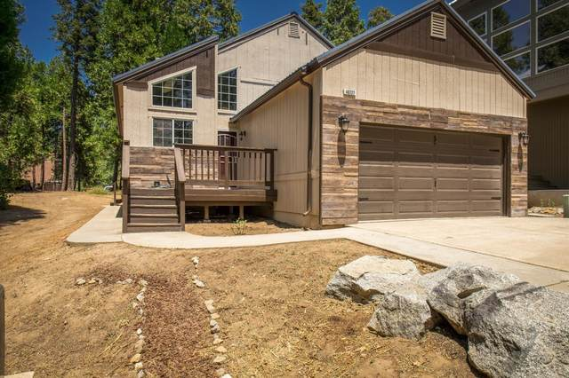 40727 Silvertip Lane, Shaver Lake, CA 93664 (#563171) :: Raymer Realty Group