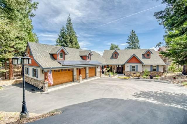 42453 Canyon Vista Lane, Shaver Lake, CA 93664 (#563227) :: Raymer Realty Group