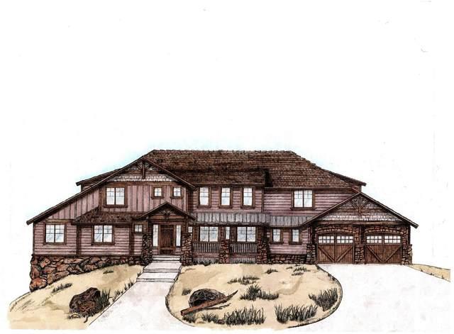 42196 Tourmaline Lane Lot99, Shaver Lake, CA 93664 (#563517) :: Raymer Realty Group