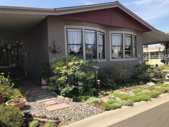 2300 W Morton Avenue #33, Porterville, CA 93251 (#563706) :: Raymer Realty Group